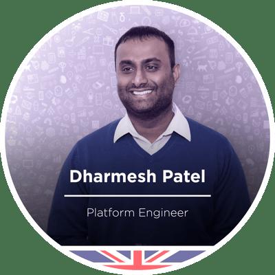 Dharmesh Patel at Ingenuity