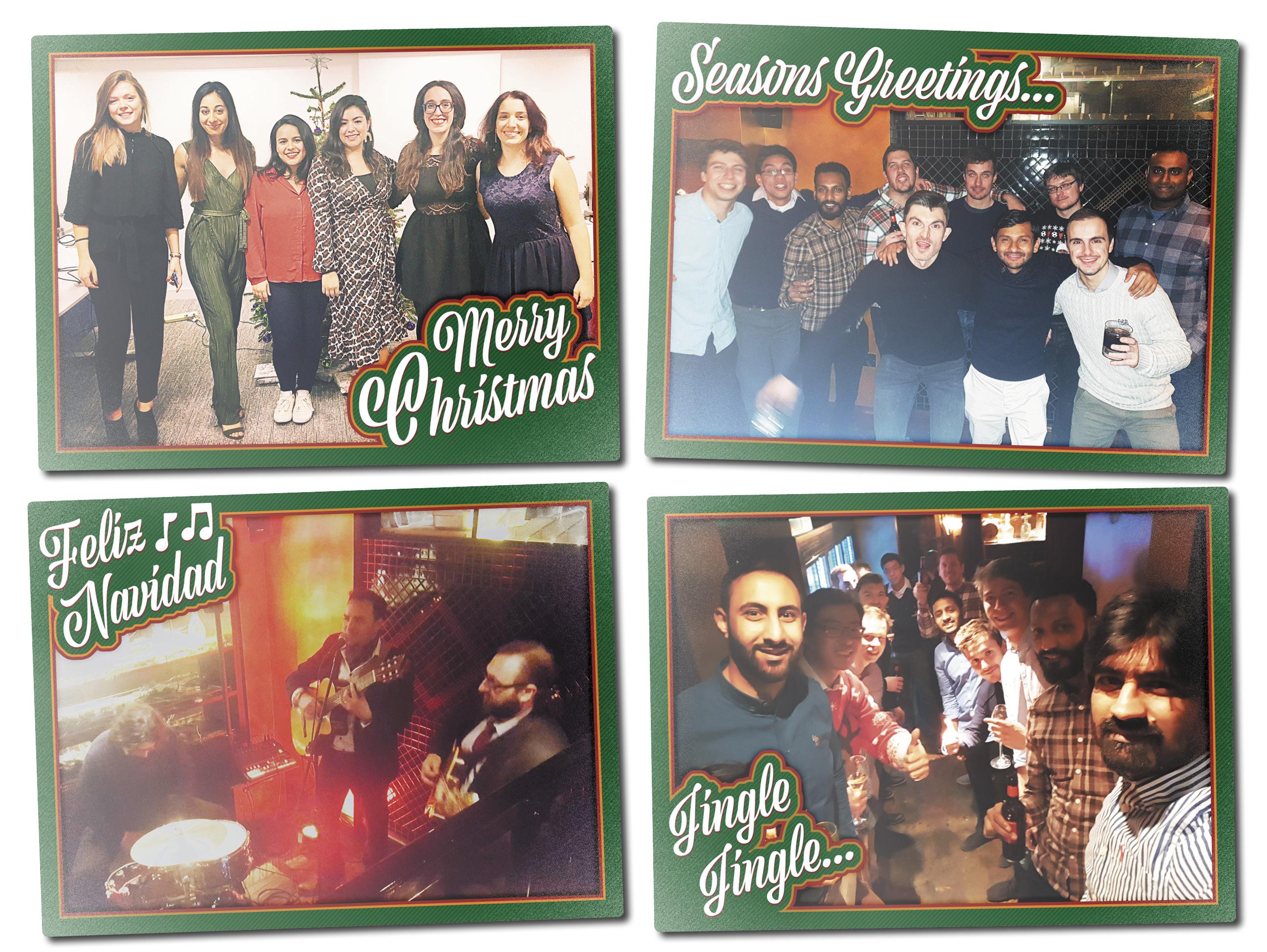 Feliz Navidad from RI